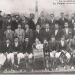 1920 La fanfare de la Cambronnaise