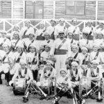 1921 La Cambronnaise section musique