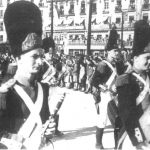 1945 Les grognards de la Cambronnaise à la mi- Carême de Nantes