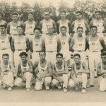 1949 Championnat Fédéral Adultes à Bayonne