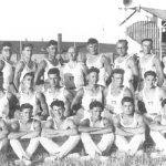1950 Equipe Adultes Chalons sur Saône