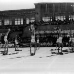 1951 Concours à Nantes Champ de Mars