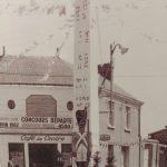 1962 Championnat départemental Obelisque dans les rues de St Sébastien