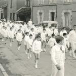 1970 défilé