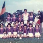 1982 Gym feminine
