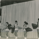 1984 Gala twirling