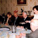 1992 Repas Jo Rivet, Jo Bellefet et Ch Babonneau