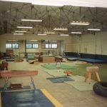1993 Salle de gym avant travaux