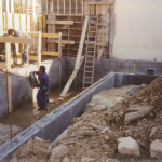 1994 Travaux gymnase 1