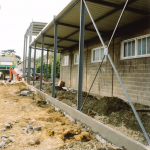 1994 Travaux gymnase 2
