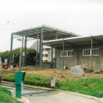1994 Travaux gymnase 3