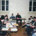 1995 Réunion préparation 1° OPEN