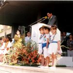1995 Accueil en mairie