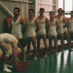 1996 Groupe Adultes aux arçons