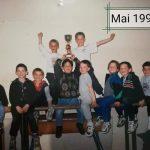 1996 Poussins