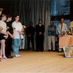 1998 Remise trophée