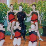 2000 Equipe twirling